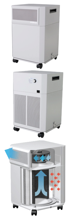 InovaAir Air Clean E20 Air Purifier